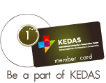Be a part of KE.D.A.S